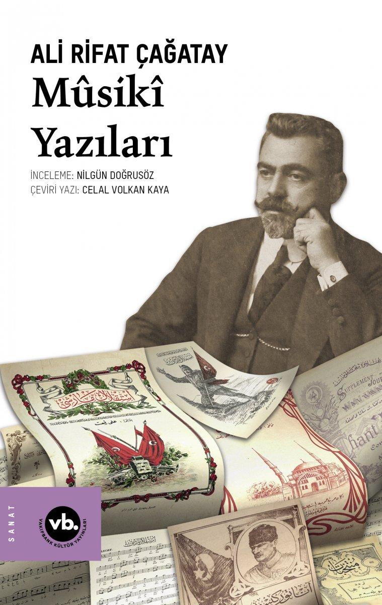 Ali Rifat Çağatay - Musiki Yazıları
